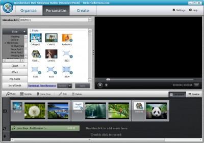 Wondershare DVD Slideshow Builder Standard