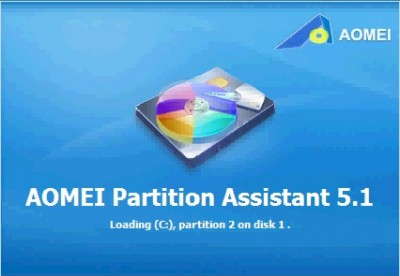 Manage Hard Disk Partitions with AOMEI Partition Assistant 5.1