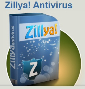 Application Security Zillya - Free Antivirus Version