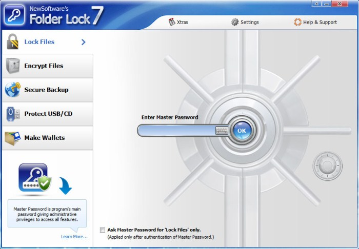 Free Download Folder Lock 7.1.1 for Lock Your Folder