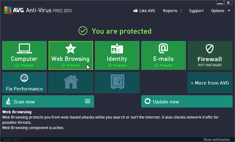 Avg Free 2013 Offline Installer 64 Bit