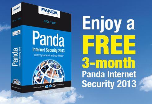 Panda IS 2013 Free