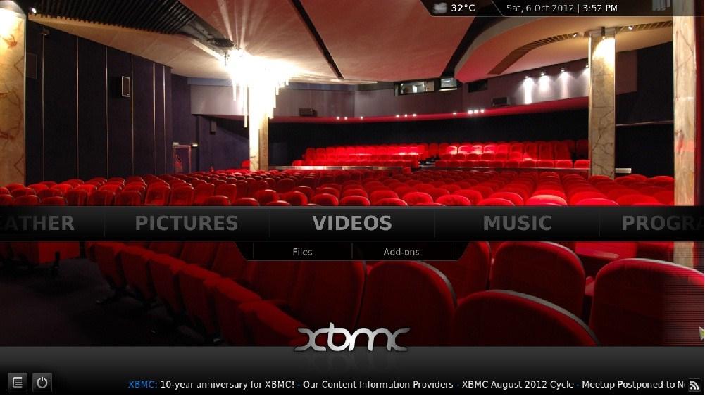 Download XBMC 11.0