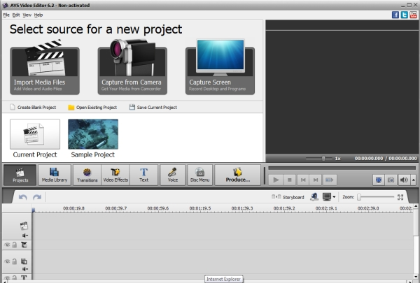 Free Download AVS Video Editor 6.2