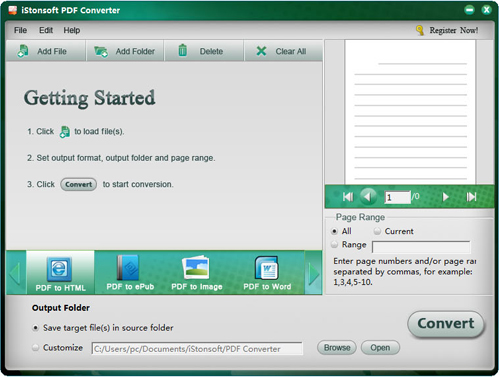 Giveaway iStonsoft PDF Converter License Code