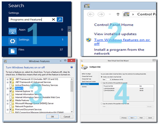 How to Setup Virtualization on Windows 8 Using Hyper V