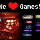 Arcade Games for an Entertainment