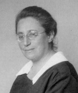 Emmy Noether (1882-1935) - Five Prominent Women in Technology from Times to times