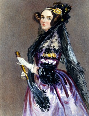 Lovelace (1815-1852) - Five Prominent Women in Technology from Times to times