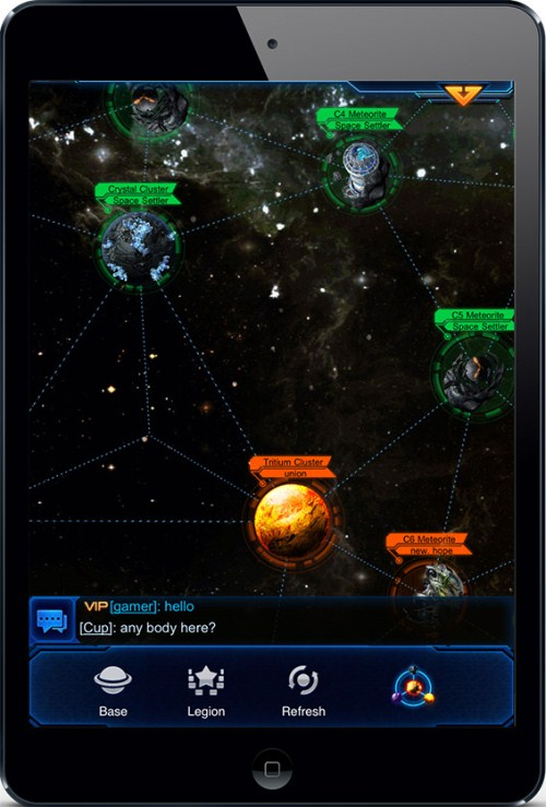 Space Settlers New Version 1.5 More Challenging to Play