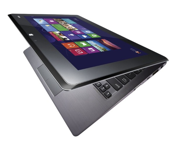 The Touch Screen be Standard Ultrabook Third Generation