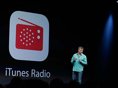 Apple Developed the Internet Radio Services