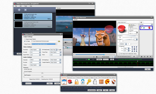 الفيديو WonderFox Video Watermark  keygen 2016 Giveaway-WonderFox-V