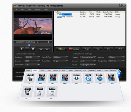 Time-Limited Giveaway HD Video Converter