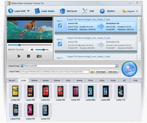 Free Get WonderFox Nokia Video Converter Factory Pro Edition