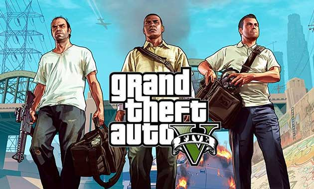 Grand Theft Auto V, The Most Expensive Video Games Of All Time