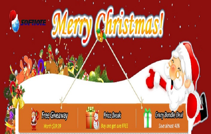 Softtote Software Christmas Giveaway and Discount
