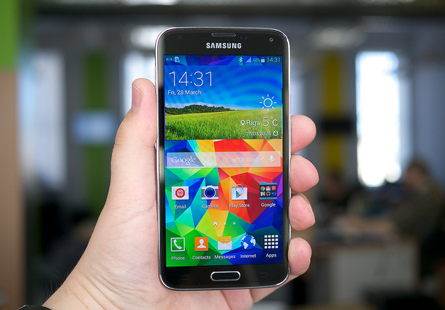 How to Personalize Your Samsung Galaxy S5