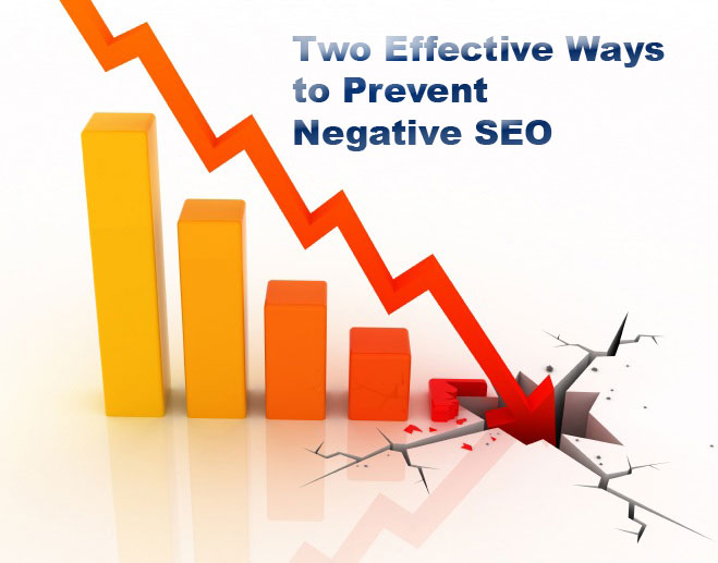 Two Effective Ways to Prevent Negative SEO
