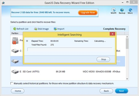 Easy Ways to Recover Any Data with EaseUS Data Recovery Wizard 2