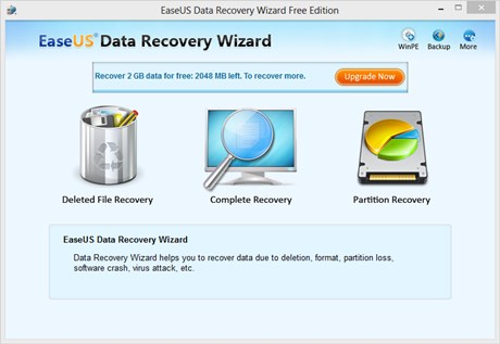 Easy Ways to Recover Any Data with EaseUS Data Recovery Wizard