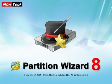 License Giveaway for MiniTool Partition Wizard Professional Edition 8.1.1