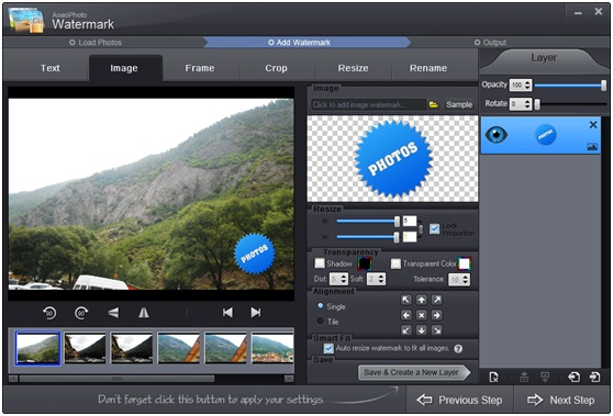 WonderFox Photo Watermark Giveaway - Get Free License Code