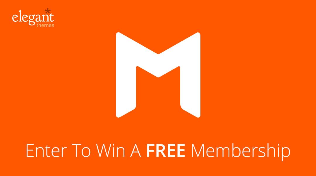 Giveaway Social Media Sharing Plugin Gets Fresh Look At Monarch