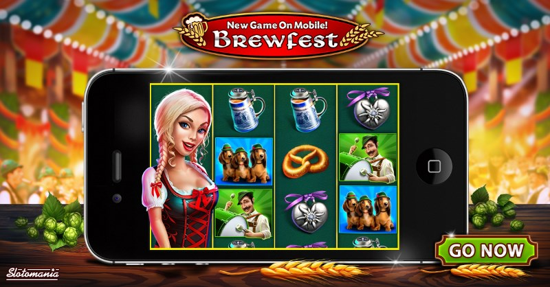 Mobile Slot Apps - Bring the Fun of Slot Machine Wherever You Go