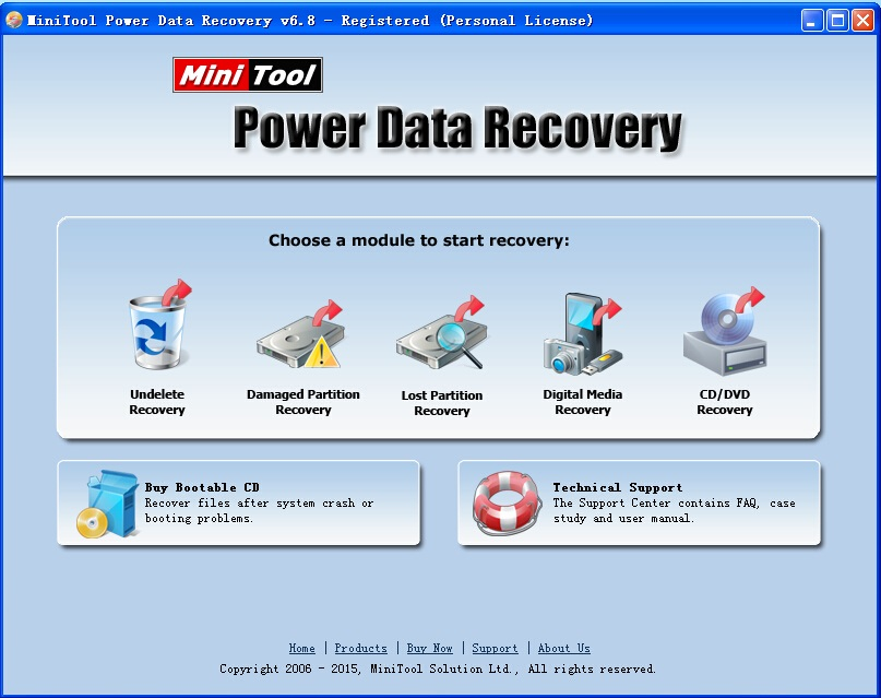 About MiniTool Power Data Recovery Review