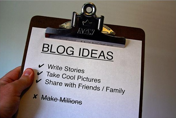 Tips And Tricks For Making A Living From Your Blog