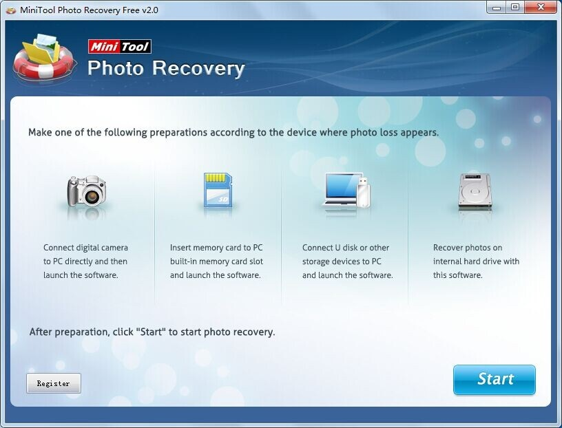 MiniTool Photo Recovery 2.0 Review